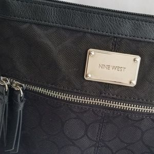 Nine West Bags - Nine West Black Crossbody Purse